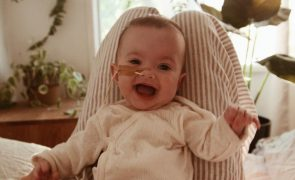 A história de Jessica Stein, a blogger que é mãe de uma bebé com doença raríssima