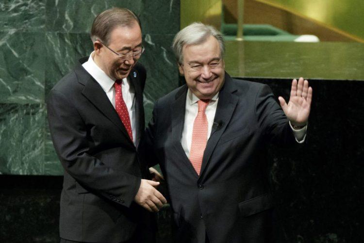 ONU: Guterres preparado para se