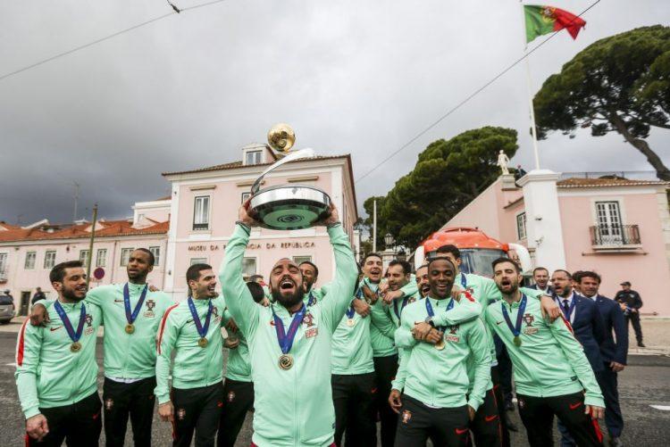 b1af9b5d6bf14 Ricardinho assume que confiança na conquista no título europeu nasceu em  Rio Maior