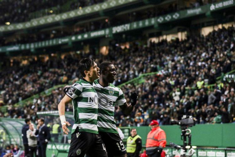 Sporting regressa às vitórias na receção ao Feirense [vídeos]