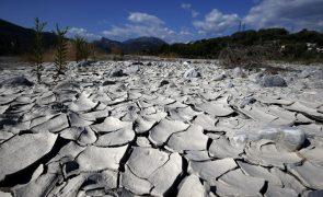 Barragens em Cabo Verde estão com menos de 3,6% de água devido à seca