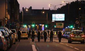 «Pacote suspeito» encontrado em Westminster não era perigoso