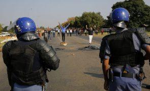 Polícia sul africana realiza buscas a empresários ligados a Jacob Zuma