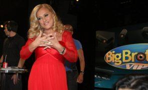 Teresa Guilherme revive memórias de reality show e chora