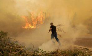 Incêndios: Bruxelas propõe ajuda de 50,6 milhões de euros a Portugal
