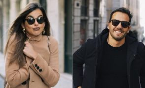 Sara Matos declara paixão a Pedro Teixeira: «O meu Valentim»