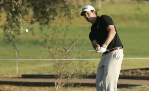 NBO Open: Golfista Melo Gouveia segue em 111.º lugar