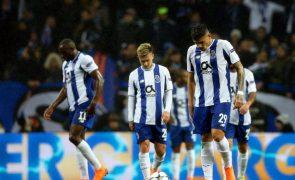 FC Porto quer regressar à liderança da I Liga e já pensa no jogo no Estoril