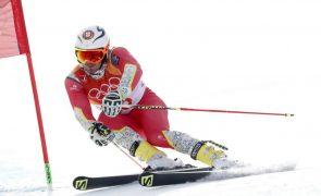 Jogos Olímpicos de Inverno: português termina slalom gigante na 66.º posição