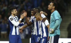 FC Porto goleia Rio Ave e retoma liderança da I Liga