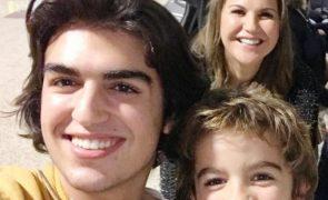 Kátia Aveiro dá festa de arromba para o filho mais novo
