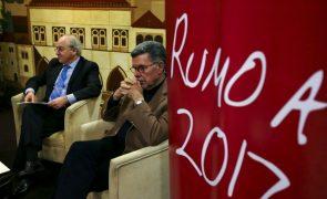 Capucho regressa ao partido e saúda «matriz social-democrata» de Rui Rio