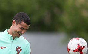 Ronaldo, Patrício e Bernardo Silva candidatos a jogadores do ano Quinas de Ouro