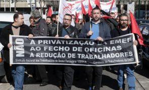 Trabalhadores da EMEF aprovam nova semana de luta em março