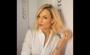 Ana Rita Clara despede-se do loiro platinado e faz mudança de visual