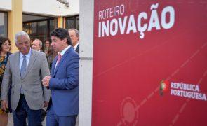 Primeiro-ministro elogia dinamismo e  inovação de escolas e empresas de Setúbal