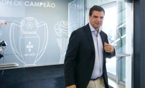 Rui Pedro Soares antecipa «revolução» para acabar com «interesses» dos três «grandes»