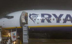 Tripulantes de cabine da Ryanair marcam greve