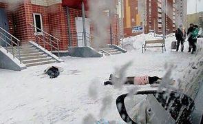 Irmãs atiraram-se para a morte de edifício de 10 andares [vídeo]