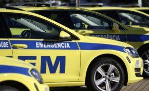 Três crianças ficam feridas em acidente na A1, em Vila Nova de Gaia