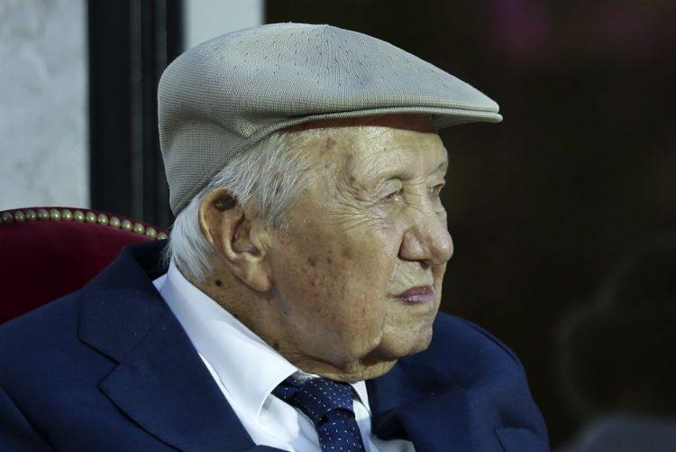Mário Soares com