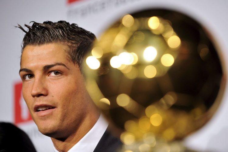 Quarta Bola de Ouro de Cristiano Ronaldo já está exposta no Funchal