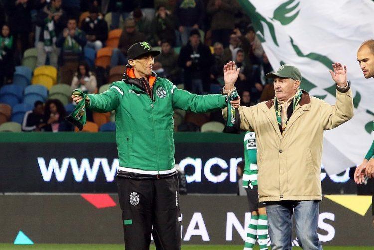 Bruno de Carvalho deixa mensagem emotiva a Daniel Raimundo