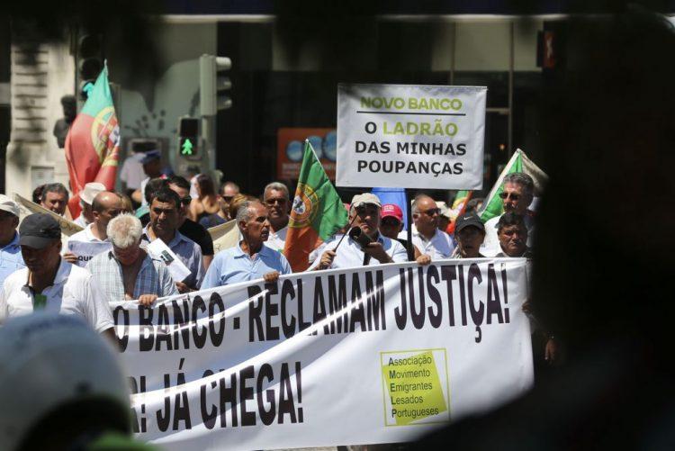 BES: Lesados que aceitem solução para  minorar perdas não poderão pôr processos contra futuro comprador do Novo Banco