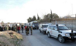 Rebeldes anunciam acordo com Rússia para retirar feridos de Ghouta oriental
