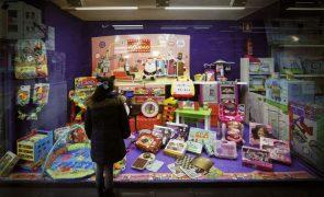 Brinquedos lideram lista de produtos perigosos