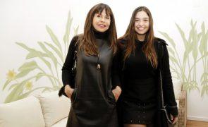 Manuela Moura Guedes celebra aniversário da filha com imagens inéditas