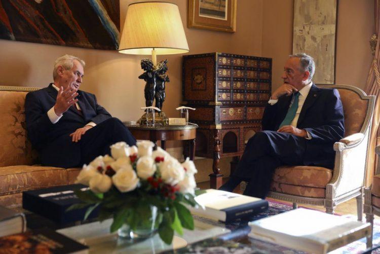 Presidente checo defende necessidade de