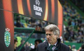 Sporting decide na República Checa acesso aos quartos de final da Liga Europa