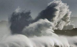 ALERTA | Aviso laranja em sete ilhas dos Açores devido a depressão «Gisele»