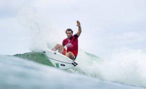 Frederico Morais eliminado na terceira ronda na Gold Coast