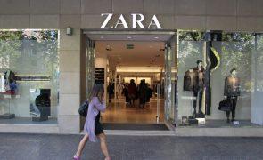 Líder mundial de comércio de roupa a retalho Inditex produz em Portugal 20% do que vende