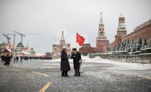 Moscovo acusa Londres de