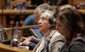 Teodora Cardoso diz que é urgente resolver falta de informação microeconómica