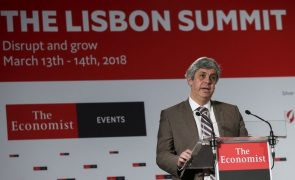 Centeno garante que ambição é coisa que não falta ao Governo português