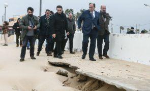 Ministro do Ambiente exorta autarquias algarvias a repararem estragos com rapidez