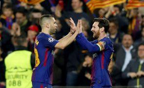FC Barcelona vence Chelsea em noite histórica de Messi