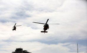 Última hora: Seis mortos em queda de helicóptero no sul do Senegal