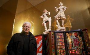 Museu do Oriente celebra dez anos em diálogo com obras de José de Guimarães
