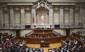 Governo escolhe tema dos incêndios para abrir debate quinzenal no parlamento