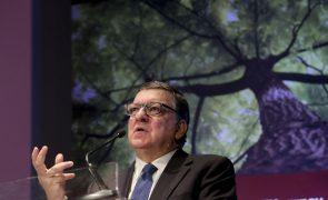 Durão Barroso reafirma que não faz lóbi junto da União Europeia