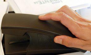 Existem ainda cerca de 4,6 mil clientes sem serviços de telecomunicações devido aos incêndios