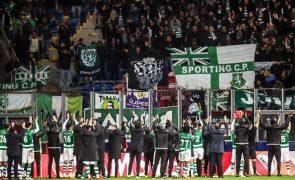 Sporting fica hoje a conhecer adversário nos quartos de final da Liga Europa