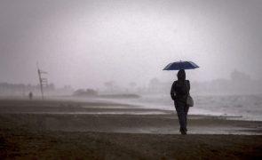 Chuva e vento continuam a afetar o continente e vem aí novo agravamento