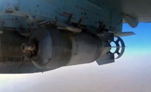 Rússia nega que a sua aviação alguma vez tenha feito ataques em Ghouta, na Síria