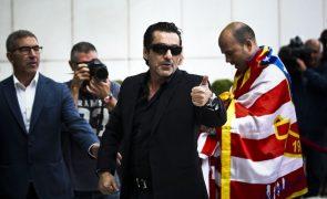 Paulo Futre considera que o Sporting pode eliminar o Atlético Madrid